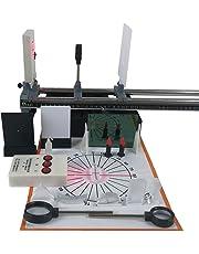 Dispositivo óptico de laboratorio Dispositivo óptico para lentes de laboratorio Plataforma óptica Instrumento de enseñanza escolar óptico lineal