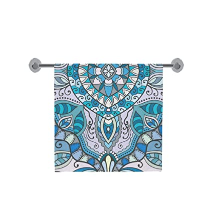 Amor naturaleza personalizado Floral baño cuerpo ducha toalla de baño Wrap para el hogar al aire
