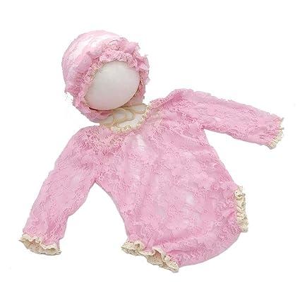Yunbo-BC Disfraz de bebé fotografía Prop Bebé recién Nacido niña ...