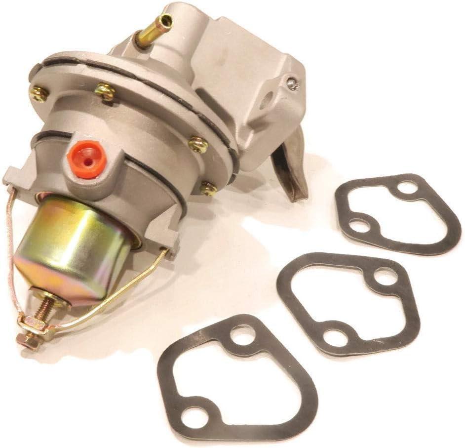 The ROP Shop Fuel Pump fit Mercury MerCruiser 1988-1992 4.3LX 4BBL 0B775130-0D714369 Engine