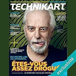 Technikart : numéro d'octobre 2016