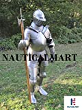 NauticalMart Medieval Knight Suit Of Armor Combat Halloween Full Body Armour