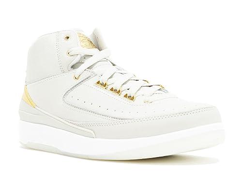 Nike Air Jordan 2 Retro Q54 BG, Zapatillas de Baloncesto para ...