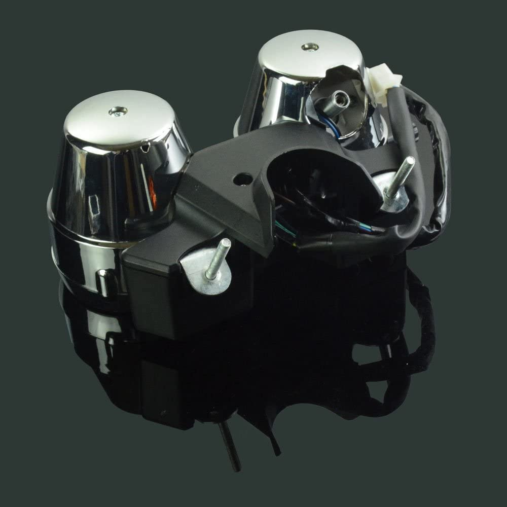 Fast Pro Gruppo contachilometri per moto contagiri e tachimetro
