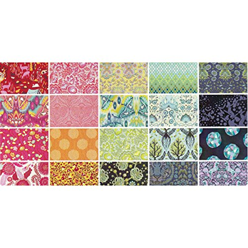 Tula Pink Throwback Fat Quarter Bundle by Free Spirit