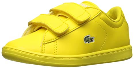 99a2ccf81 Lacoste Baby Carnaby Evo 317 5 Spi Casual Shoe Sneaker  Amazon.in  Baby