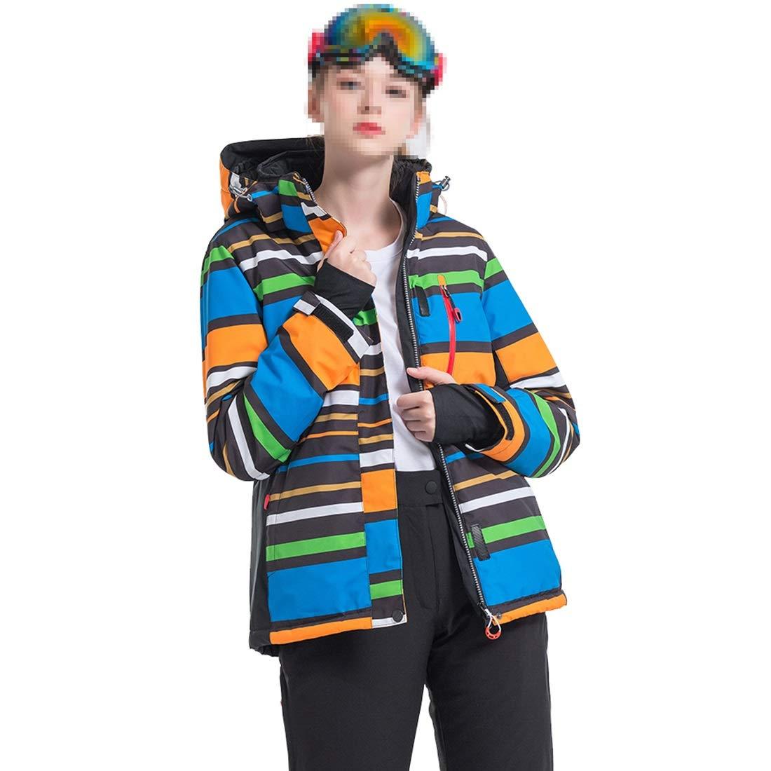 Omasuwi Giacca Giacca Giacca da Sci da Snowboard Traspirante Impermeabile da Donna (Coloree   Coloree, Dimensione   L)B07JRDHHC3M Coloree | Sconto  | Di Nuovi Prodotti 2019  | Colori vivaci  | Design moderno  | Non così costoso  | benevento  7c473e