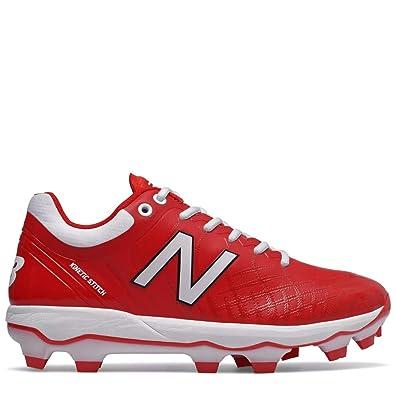 bb5d7ab9eca3a Amazon.com | New Balance Women's 4040v5 Molded Baseball Shoe ...