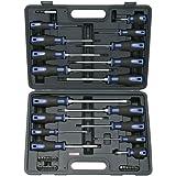 KS Tools 159.0100 Mallette de tournevis Ergotorque plus 39 pièces
