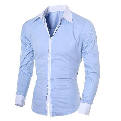 camisas hombre amlaiworld camisa de hombre de negocios camisa de