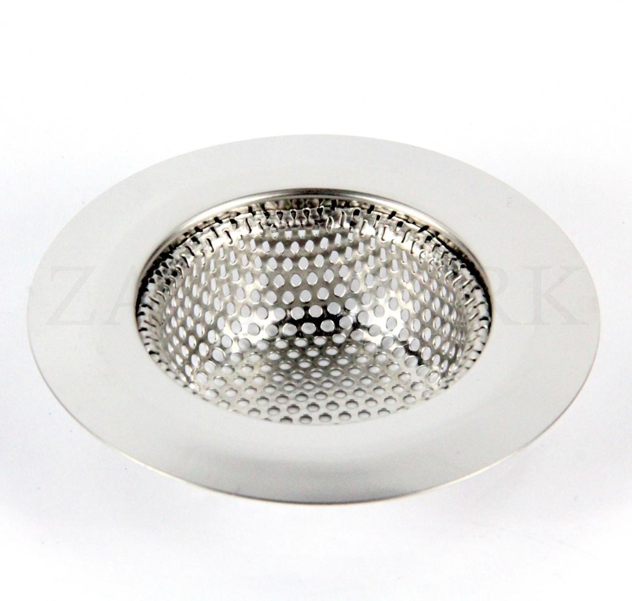 2 piezas ZADAWERK Kitchen/® Filtro de desag/üe grueso /Ø 11 cm fregadero