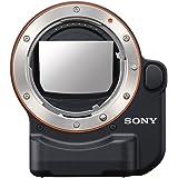 Sony LAEA4 - Adaptador para objetivos de cámaras tipo A en cuerpos con montura E, negro