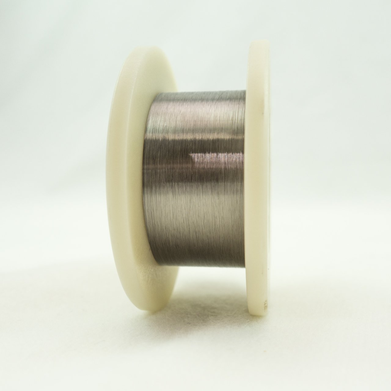 0.0010'' (0.0254 mm) Diameter 99.95% Tungsten Fine Wire, 500 meter/spool, cleaned and straightened