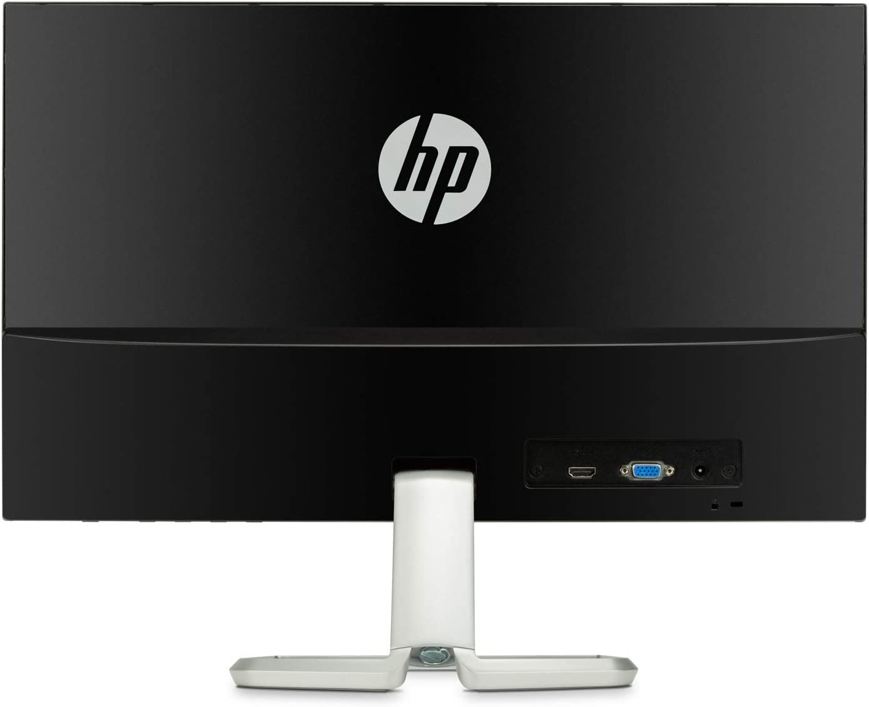 1 HDMI, 1 VGA HP 24f Ultraslim Full HD Monitor 23.8 Inch Compatible with Apple iMac and MacBook 1920 x 1080 - Silver//Black /& Basics Mini DisplayPort Thunderbolt to HDMI Adapter