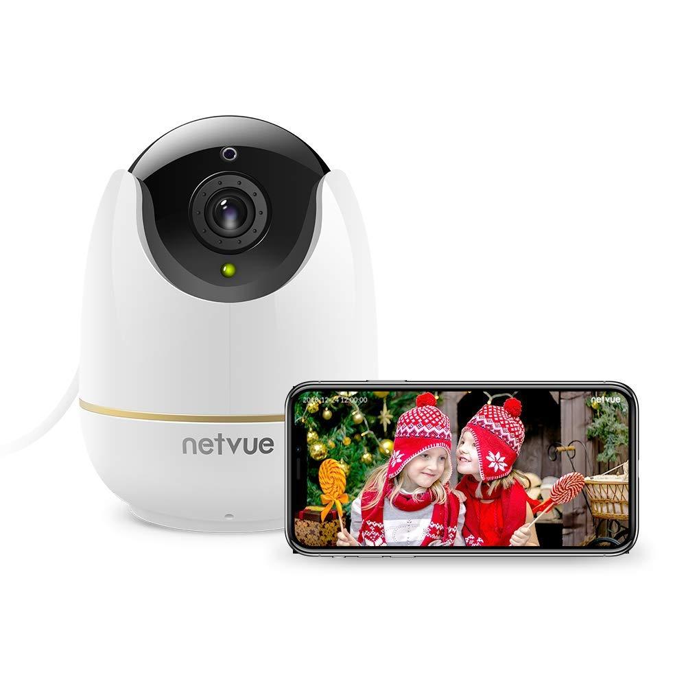 Amazoncom NETVUE Pet Camera Wireless IP Camera For Pet Monitor