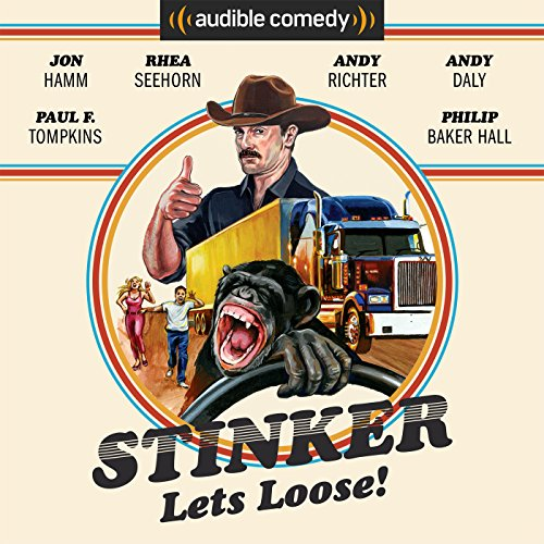Stinker Lets Loose! cover