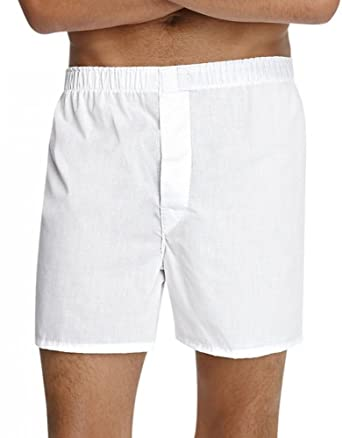 9c4155020cad Image Unavailable. Image not available for. Color: Hanes TAGLESS Men's Full-Cut  Boxer with Comfort Waistband, Pack ...