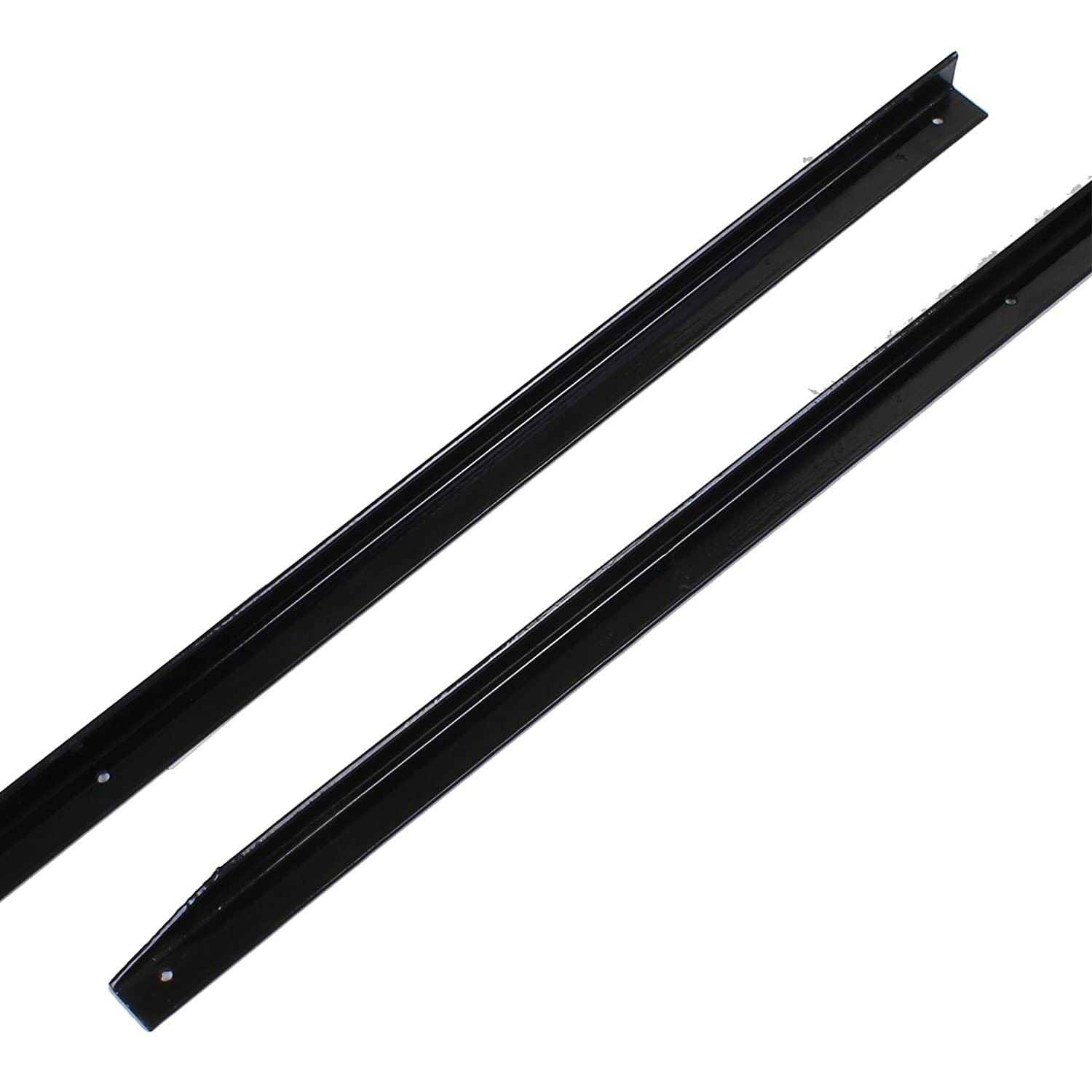 Marko Fencing Fencing Stakes Angle Ground Fence Post Metal Steel Barbed Wire Support Security (1.5M)
