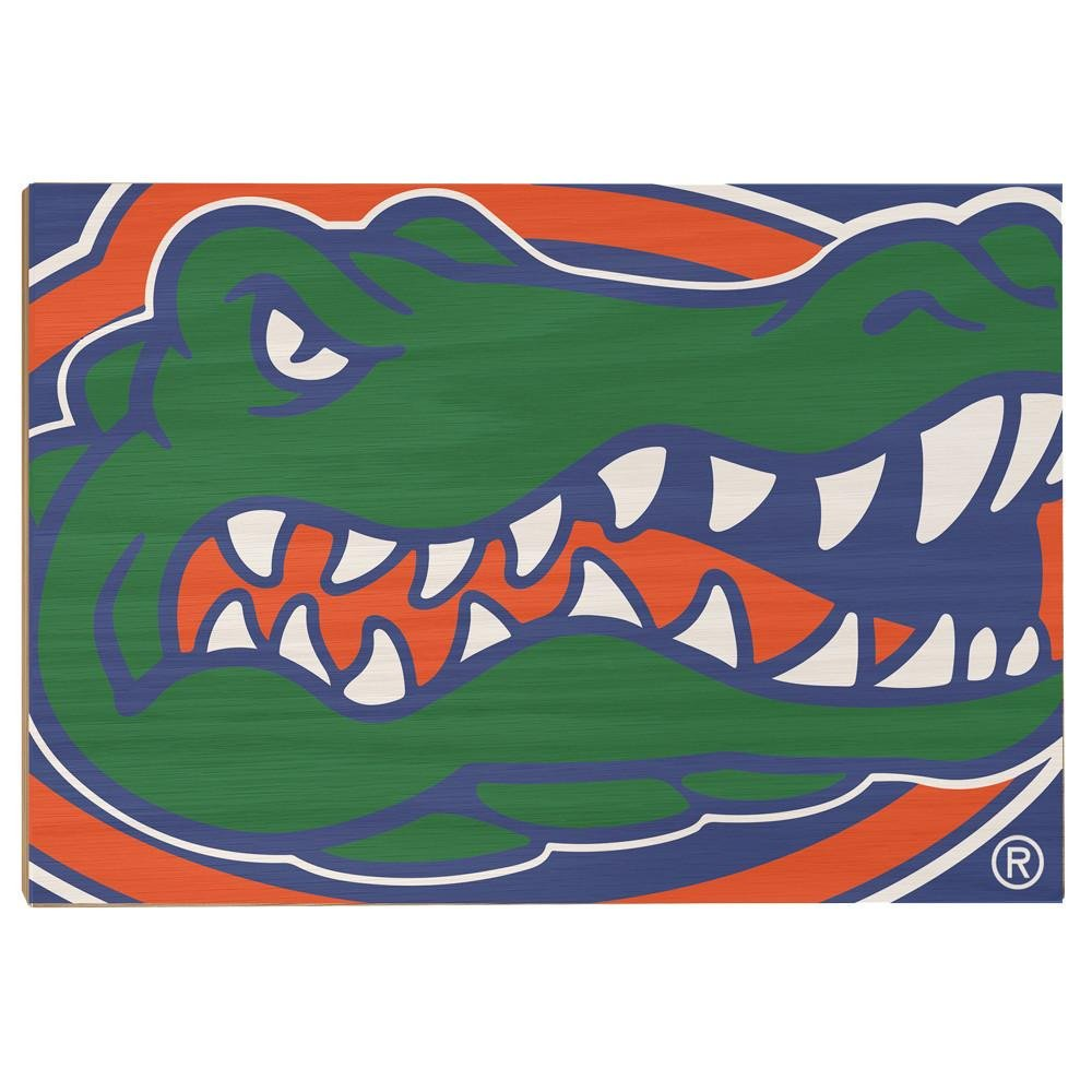 Florida Gators ''Gator'' Wall Art
