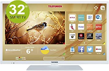 Telefunken 32DTH531W Televisor Led 32