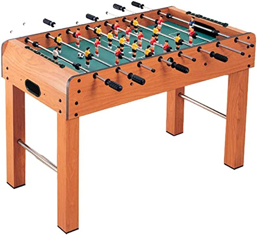 Angela Table Football Machine 8 Rod, Mesa de futbolín de fútbol de ...