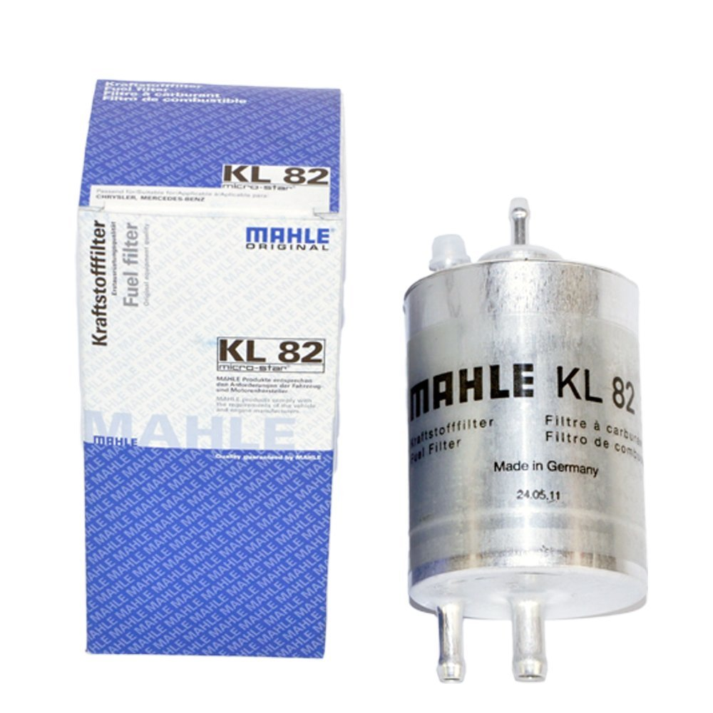 Amazon.com: Mercedes-Benz Fuel Filter Mahle Original OEM KL 82: Automotive