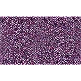 KnorrPrandell 3105288 Rocailles, 2.5 mm Durchmesser, violett