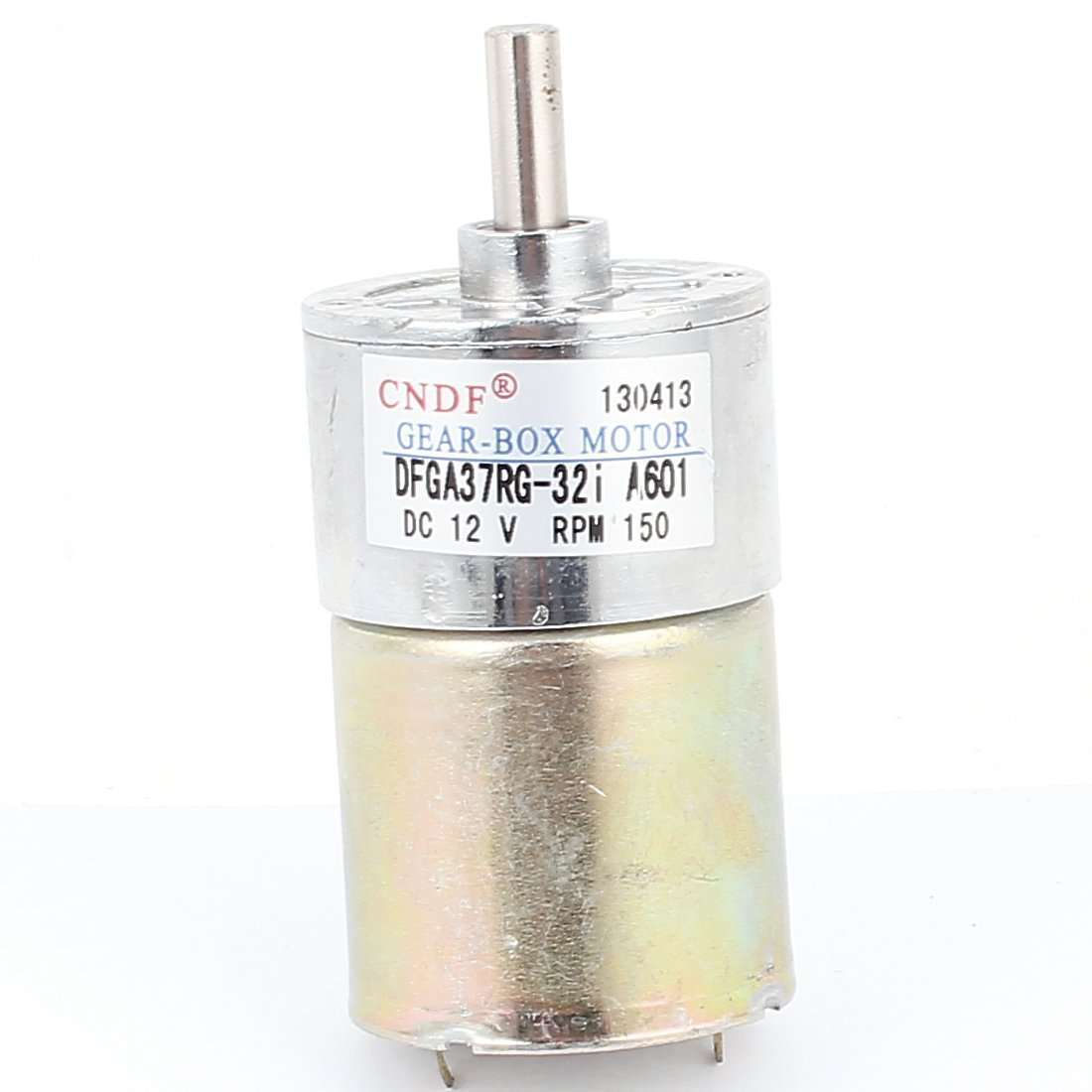 EbuyChX DFGA37-a601 DC 12V 150 RPM 6mm baras High Torque Gear-Box Electric Motor - - Amazon.com