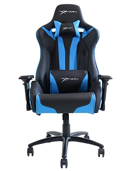 Ewin Chair Flash XL Series Gaming Chair, Swivel Leather Office Chair, High  Back Ergonomic