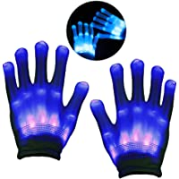 ATOPDREAM LED Gloves for Kids - Best Gifts