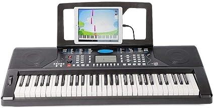 LIUFS-El teclado Teclado Inteligente Adulto Teclas De Piano ...