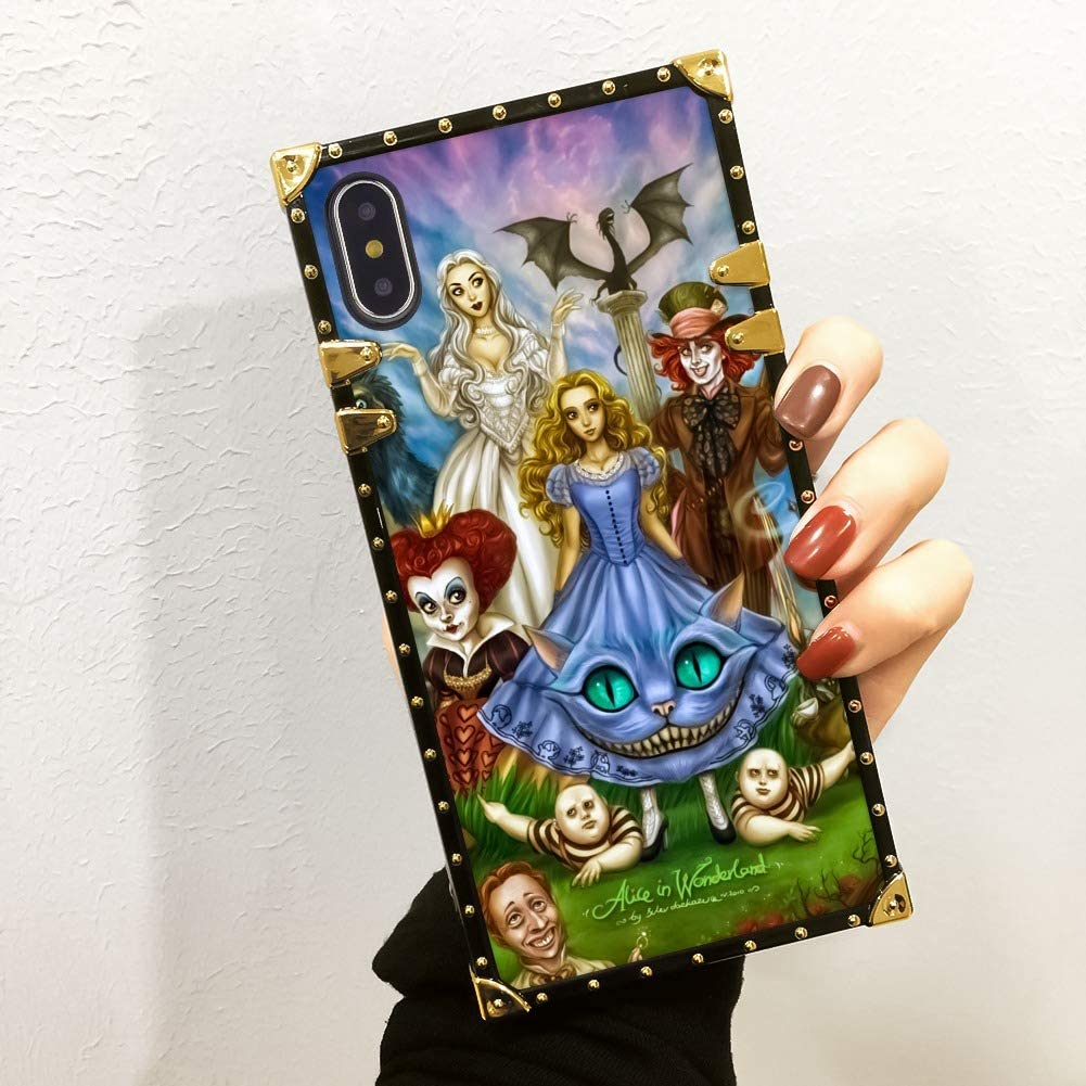 Amazon Com Disney Collection Phone Case Compatible With Iphone X