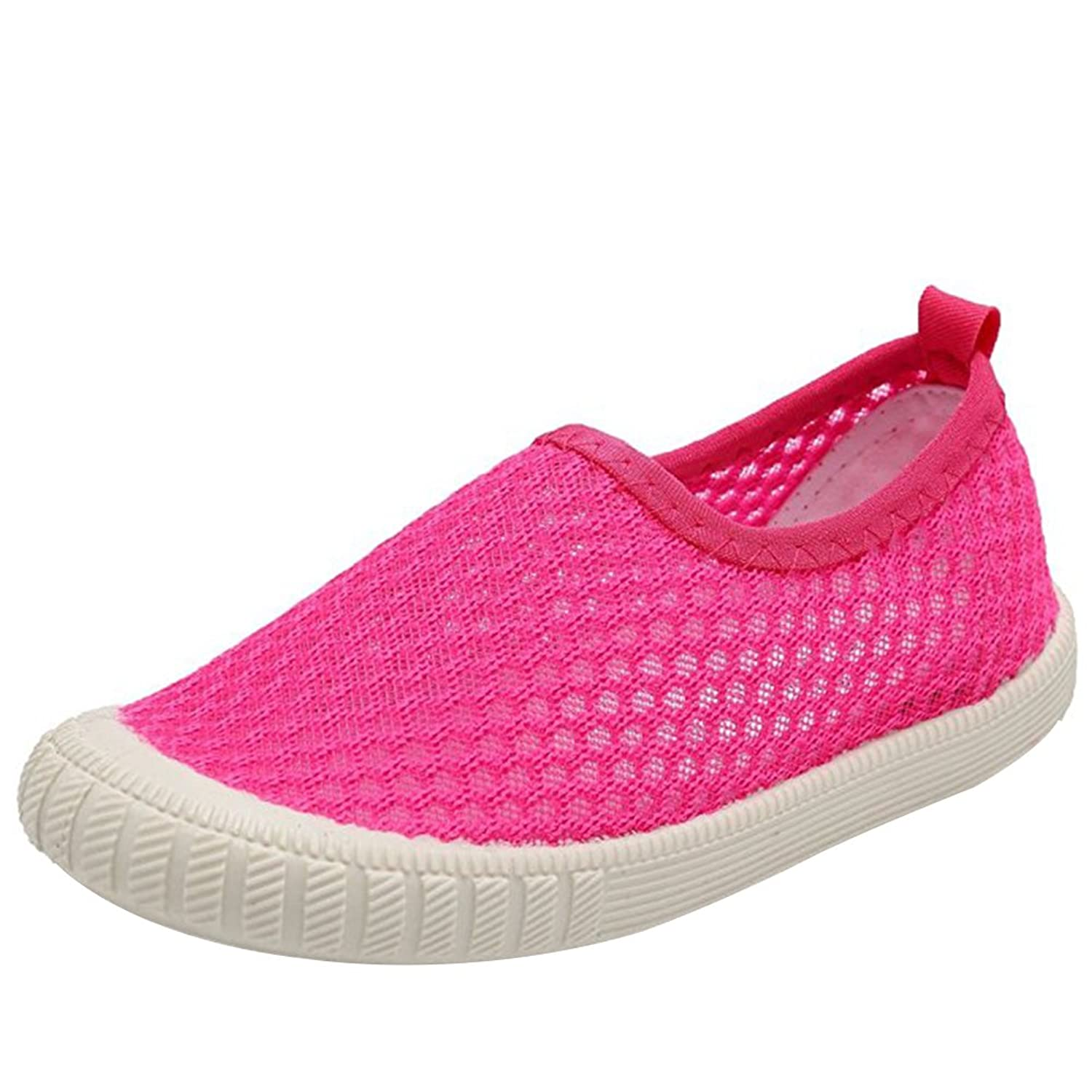 CIOR Kids Light Weight Sneakers Aquashoes Breathable Slip-on for Running Pool Beach Toddler/Little Kid