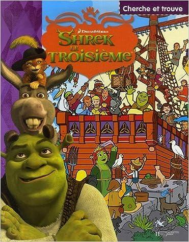 En ligne téléchargement Shrek le Troisième : Cherche et trouve pdf epub