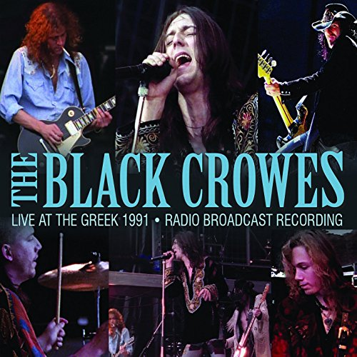 Live at the Greek (The Black Crowes Live At The Greek)