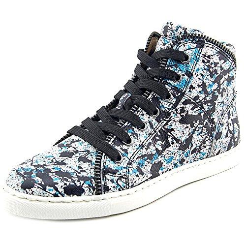 Splendid Sebastian Women's Fashion Sneakers Teal-SP Size 7.5 M