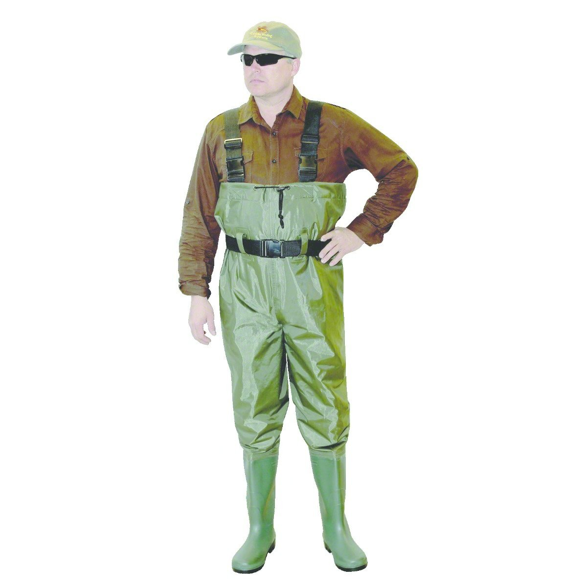【激安大特価!】 Caddis PVC Ultra Light B01DFKKUHO PVC Chest Chest Wader B01DFKKUHO SZ13, びっくり!House:d71a732f --- ballyshannonshow.com
