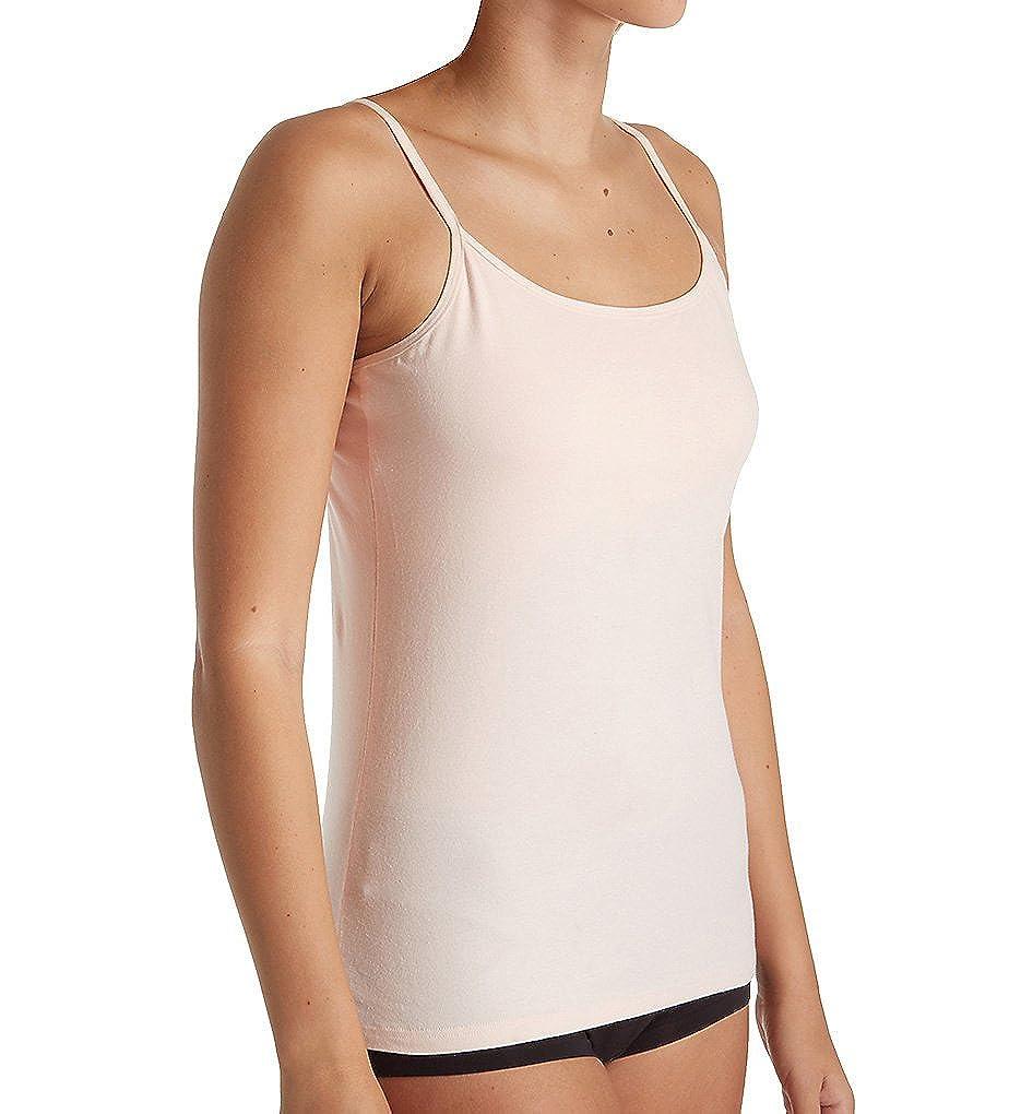58b374b3126f7 Teri Cotton Camisole with Shelf Bra (1501) at Amazon Women s Clothing store