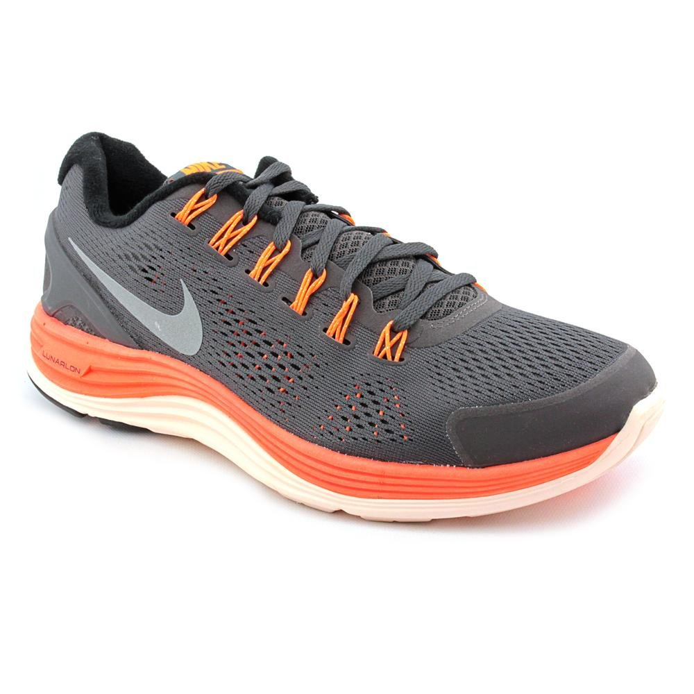separation shoes cf3e8 24c06 Amazon.com | Nike LunarGlide+ 4 Running Shoes - 12.5 - Black ...