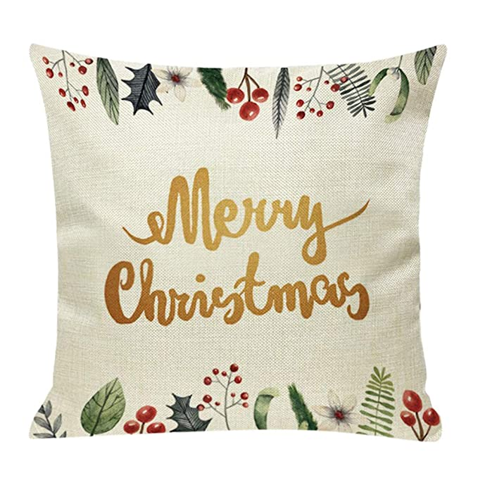 Amazon.com: Fundas de almohada para decoración del hogar ...