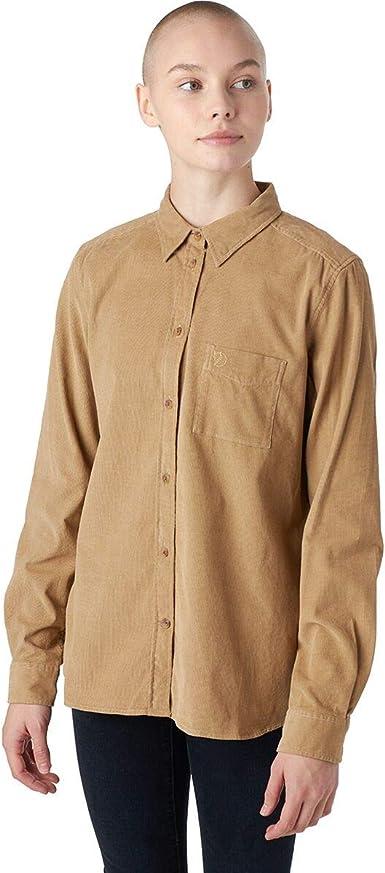 FJALLRAVEN Övik Cord Shirt W Camisa Mujer
