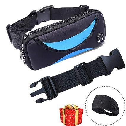 Amazon.com: AEETT - Cinturón de running con extensor de ...