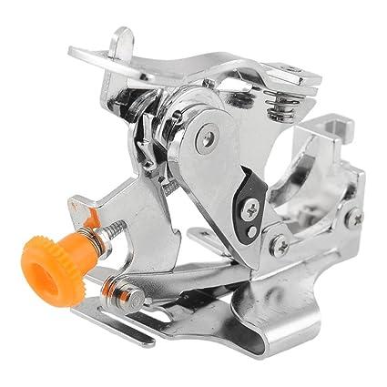 XuMarket (TM) para máquina de coser adaptación Ruffler pies prensatelas pies para Brother Singer