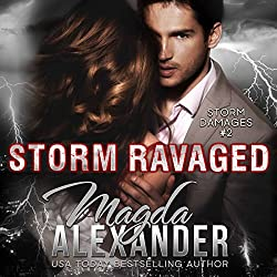 Storm Ravaged: Storm Damages, Book 2