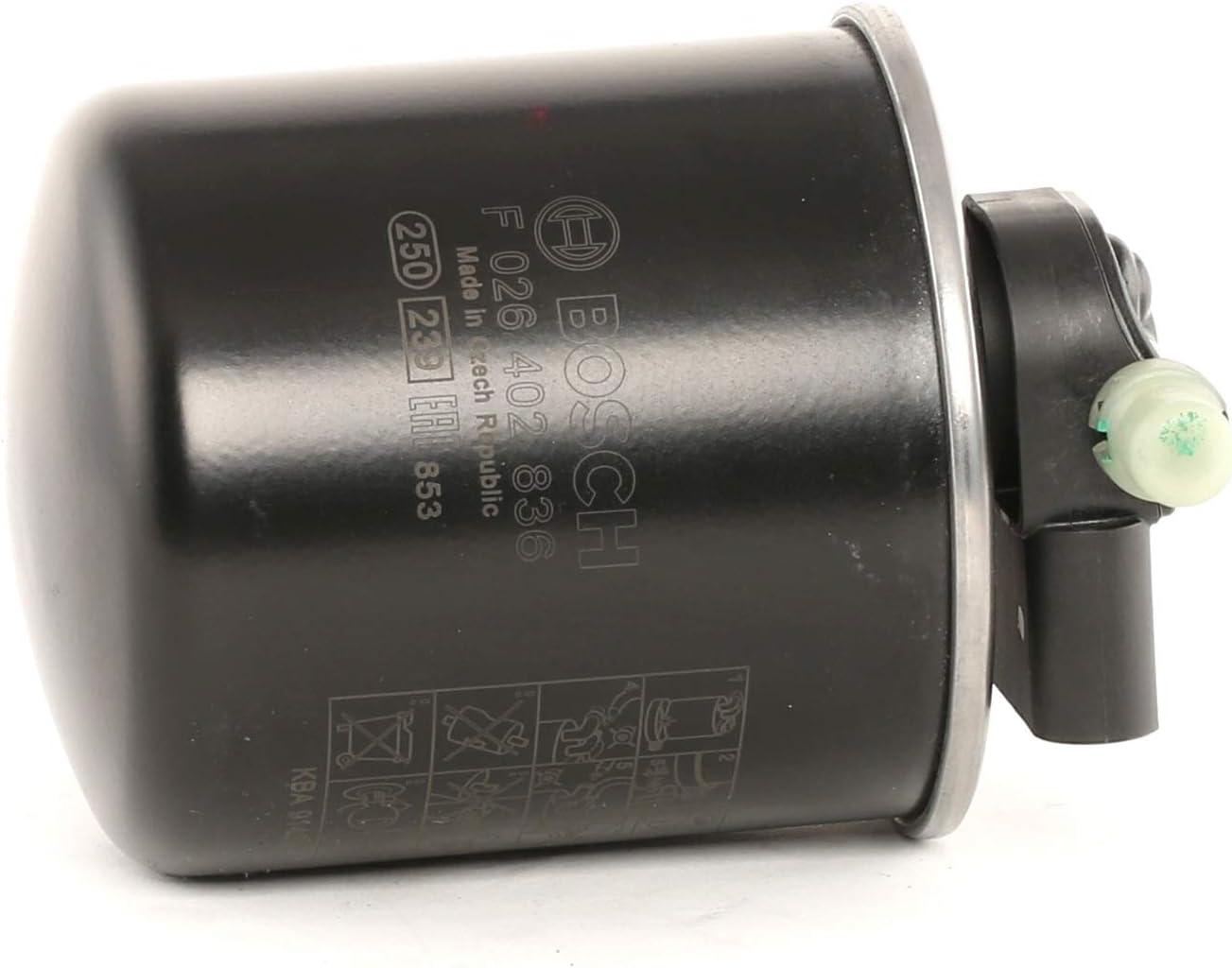 Bosch F026402836 N2836 Filtre /à Carburant-Diesel