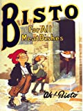 MSC10007 BISTO FOR ALL MEAT DISHES AH BISTO VINTAGE STYLE HOUSEHOLD EXTRA LARGE METAL ADVERTISING WALL SIGNS