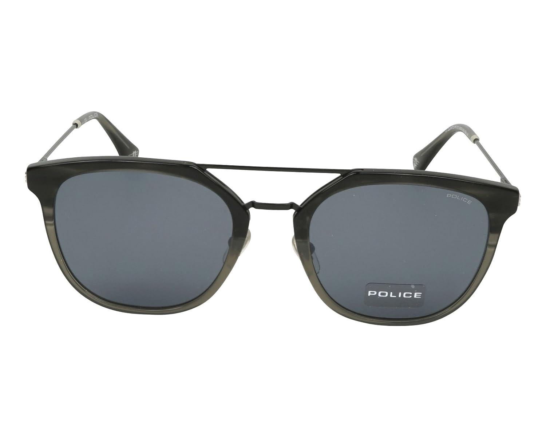 Amazon.com: Police anteojos de sol Clint 2 (spl-723 T56 X ...