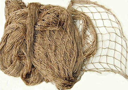 Best Ghillie Suit Nettings - 5' X 9' Knotted Ghillie Netting