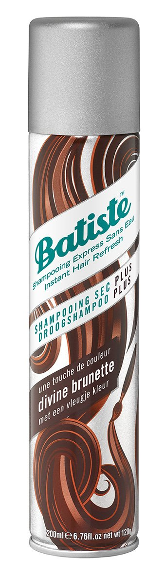 Batiste Dry Shampoo, Dark & Deep Brown 6.73 oz