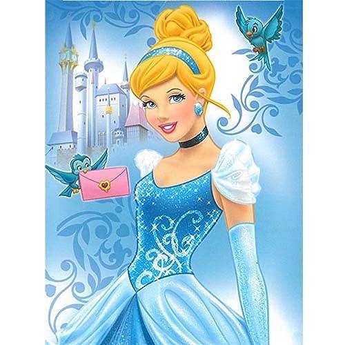 Cinderella Bedding Tktb